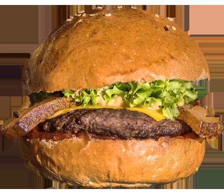 Count Dracula burger uncle john
