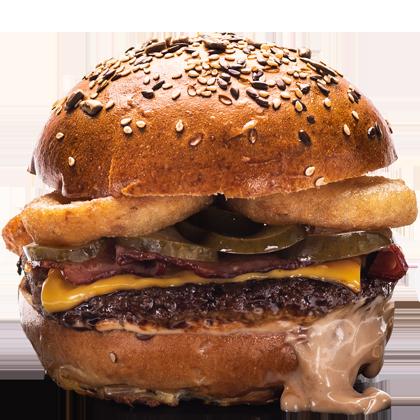 Aunt May Burger-Uncle-John