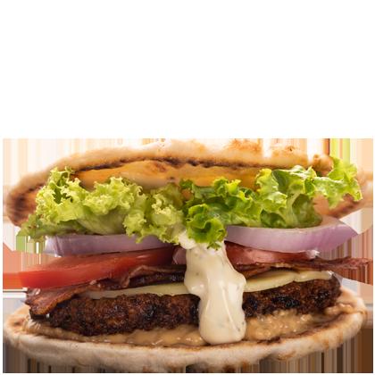 Mr Smokey Burger Uncle John