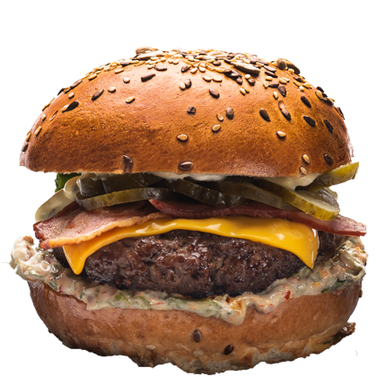 Spicy Burger-Uncle-John