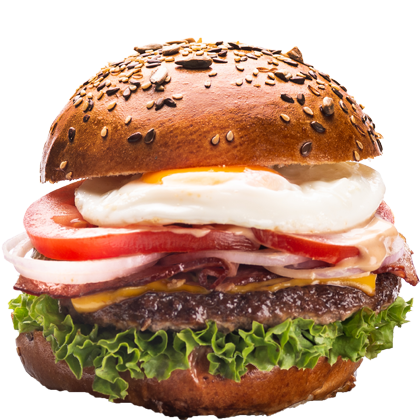 Eggspectation Burger-Uncle-John