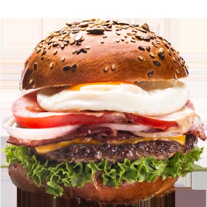 Eggspectation Burger-Uncle-John